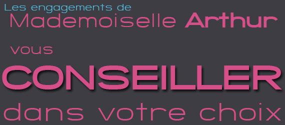 Mademoiselle Arthur Institut de beaut� Naturel et Bio