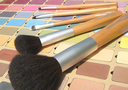 Mademoiselle Arthur : maquillage Coleur Caramel